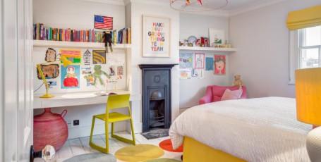 Цветовое решение детской: 15 советов